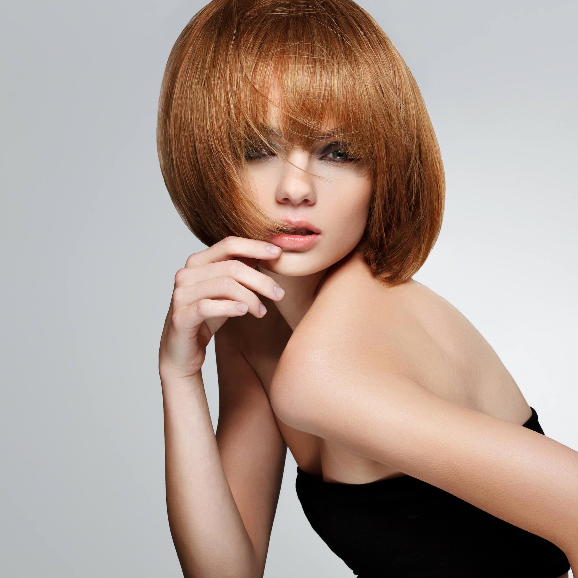 capelli rossi corti 2